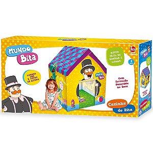 Brinquedo Casinha Infantil Mundo Bita Montavel da Lider 2862