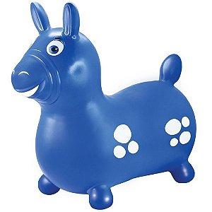 Brinquedo Infantil Cavalinho Upa Upa Baby Azul da Lider 5660
