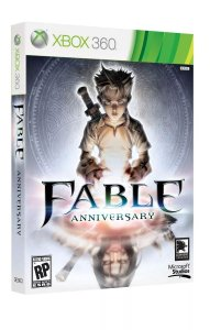 Jogo Mídia Física Fable Anniversary Original Para Xbox 360