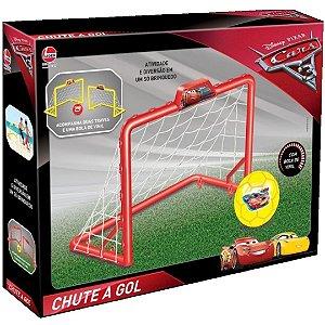 Brinquedo Jogo de Futebol Chute a Gol da Disney Carros 586