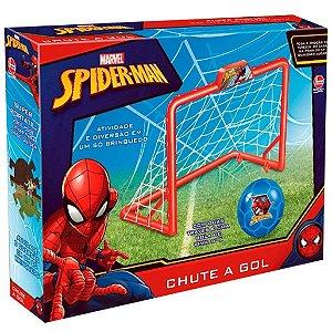 Brinquedo Jogo de Futebol Chute a Gol Marvel Spider Man 2046