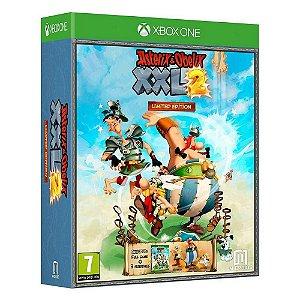 Jogo Asterix & Obelix XXL 2 Limited Edition Para Xbox One