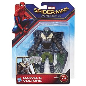 Figura Spider Man Homecoming Marvel Abutre da Hasbro B9701
