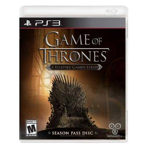Jogo Novo Game Of Thrones A Telltale Games Series Para Ps3
