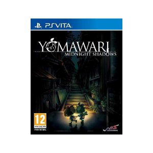 Jogo Mídia Física Yomawari Midnight Shadows Para PS4