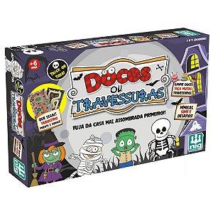 Jogo de Tabuleiro Doces ou Travessuras Nig Brinquedos 1181