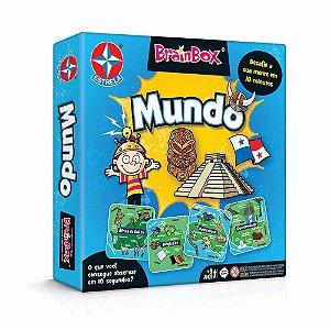 Novo Jogo Da Estrela Brainbox Mundo Original