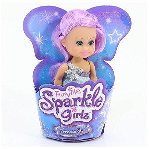 Boneca Sparkle Girlz Mini Princesa Star Sortida da Dtc 4751