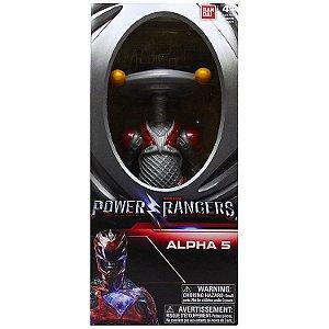 Boneco Power Rangers O Filme Alpha 5 Bandai da Sunny 1261