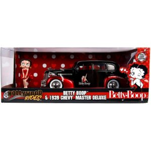 Veiculo e Figura Betty Boop e 1939 Chevy Master Deluxe 30695