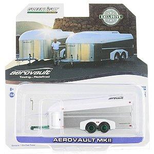 Veiculo Trailer Aerovault MK2 1/64 Die Cast Greenlight 30008