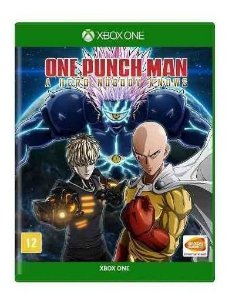 Jogo One Punch Man A Hero Nobody Knows Xbox One Midia Fisica