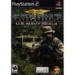 Jogo Socom 3 U.s. Navy Seals Greatest Hits Do Ps2 Lacrado