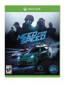Jogo Mídia Física Need For Speed Original Para Xbox One