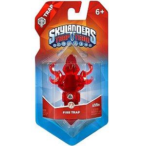 Skylanders Trap Team Pack Crystal de Armadilha Fire Trap