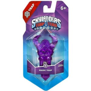 Skylanders Trap Team Pack Crystal de Armadilha Magic Trap