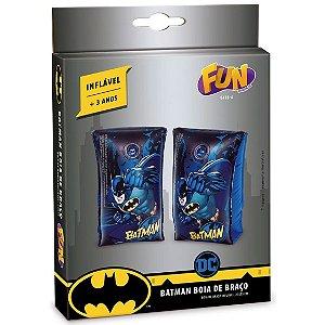 Boia de Braço Inflavel Infantil DC Comics Batman Fun 84184