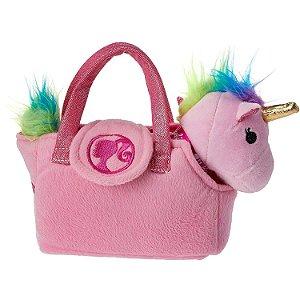 Brinquedo Barbie Unicornio Surpresa na Bolsinha Fun 82628