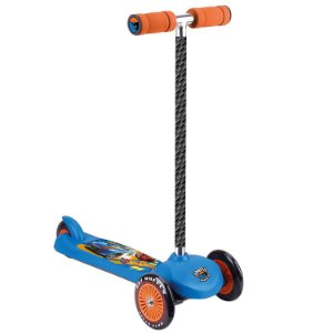 Brinquedo Patinete Radical Hot Wheels 3 Rodas da Fun 81448