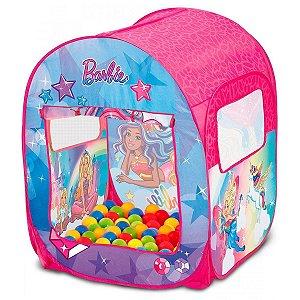 Brinquedo Barraca Infantil Barbie Mundo dos Sonhos Fun 84296