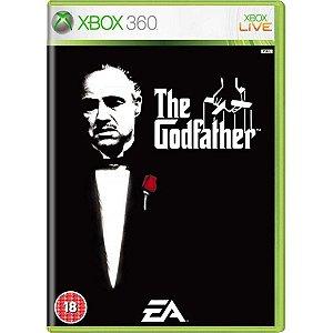 Jogo Novo Midia Fisica The Godfather Original para Xbox 360