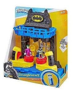 Brinquedo Imaginext Batalha Na Batcaverna Do Batman Fkw12