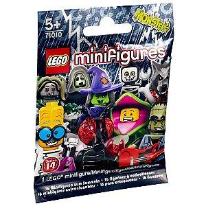 Brinquedo Lego Minifigures Monsters Figura Surpresa 71010