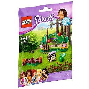 Brinquedo Lego Friends Ouriço na Floresta com 34 peças 41020