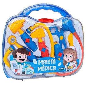 Novo Kit Maleta Médica Infantil Fun 82799