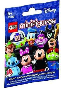 Novos Sortidos Bonecos Lego Minifigures Disney Pacote 71012