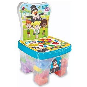 Brinquedo Cadeirinha Educadeira Blocos Mundo Bita Lider 2861