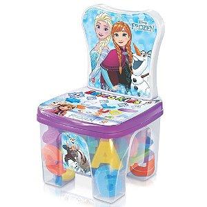 Brinquedo Cadeirinha Educadeira Letras Disney Frozen 2378