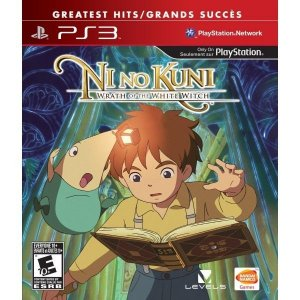 Jogo Novo Ni No Kuni Wrath Of The White Witch Playstation 3