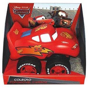 Brinquedo Veiculo Coleçao Fofomovel Carros Mcqueen Lider 049