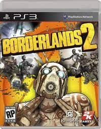 Jogo Borderlands 2 Original Lacrado Para Ps3 Playstation 3