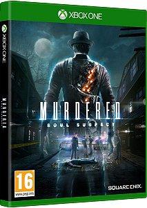 Jogo Novo Lacrado Murdered Soul Suspect Para Xbox One