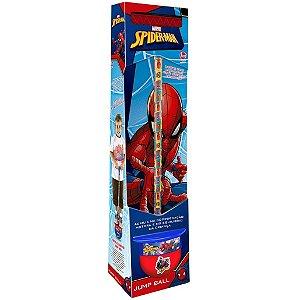 Brinquedo Infantil Jump Ball Marvel Spider Man da Lider 359