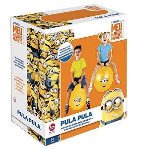 Brinquedo Bola Pula Pula Os Minions Sortida da Lider 2796