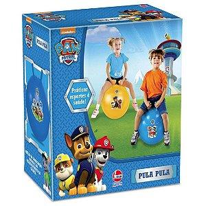 Brinquedo Bola Pula Pula Patrulha Canina Sortida Lider 2749