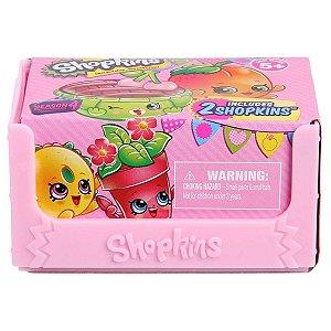 Brinquedo Shopkins Pack Cestinha ou Caixote Sortido Dtc 3580