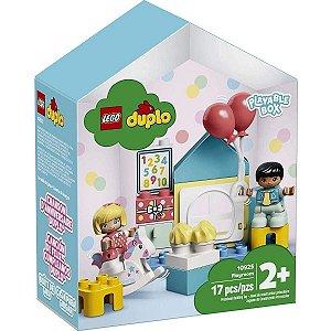 Lego Duplo Blocos de Montar Sala de Recreaçao 17 Peças 10925