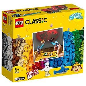 Lego Classic Eletronico Peças e Luzes com 441 Peças 11009
