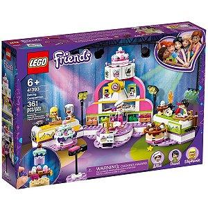 Lego Friends Concurso de Bolos de Heartlake 361 Peças 41393