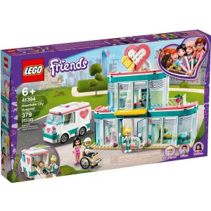 Lego Friends Hospital de Heartlake City com 379 Peças 41394