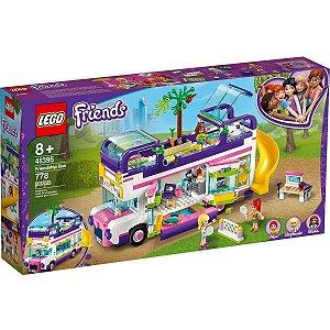 Lego Friends Veiculo Onibus da Amizade com 778 Peças 41395