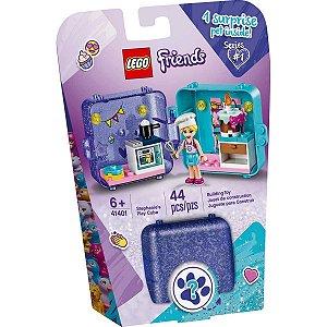 Lego Friends Cubo de Brincar da Stephanie com 44 Peças 41401