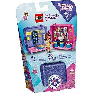 Lego Friends Cubo de Brincar da Olivia com 40 Peças 41402