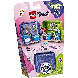 Lego Friends Cubo de Brincar da Mia Playset 40 Peças 41403