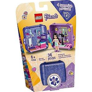 Lego Friends Cubo de Brincar da Emma Playset 36 Peças 41404