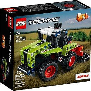 Lego Technic Veiculo Mini Class Xerion com 130 Peças 42102